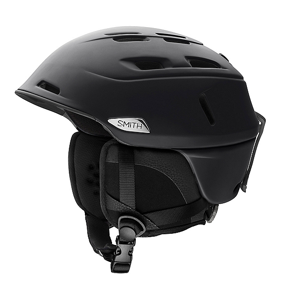 Smith Camber Mens Helmet 2020, Matte Black, 600
