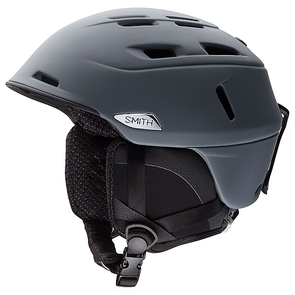 Smith Camber Helmet 2020, Matte Charcoal, 600