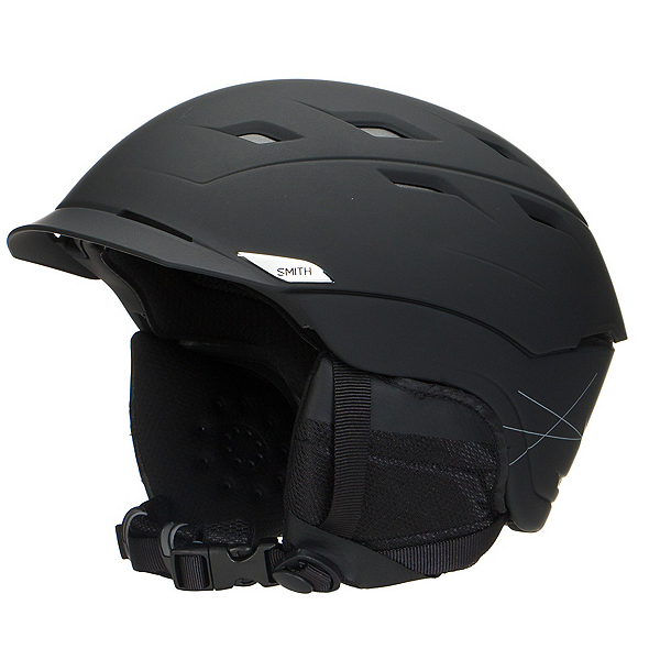 Smith Variance Helmet 2018, Matte Black, 600