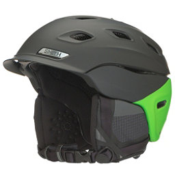 Smith Vantage Helmet 2018, Matte Black Split, 256