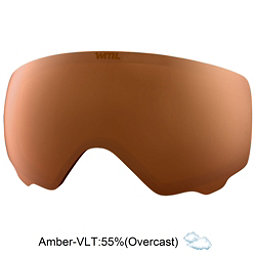 Anon WM1 Goggle Replacement Lens 2018, Amber, 256