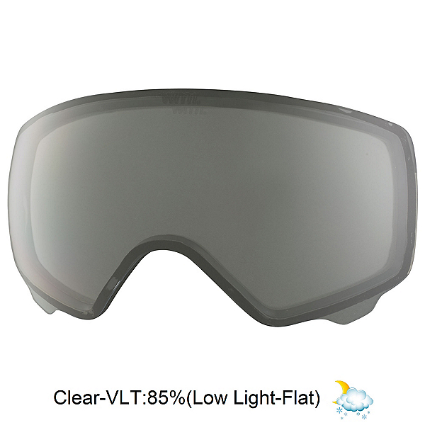Anon WM1 Replacement Lens 2020, Clear, 600