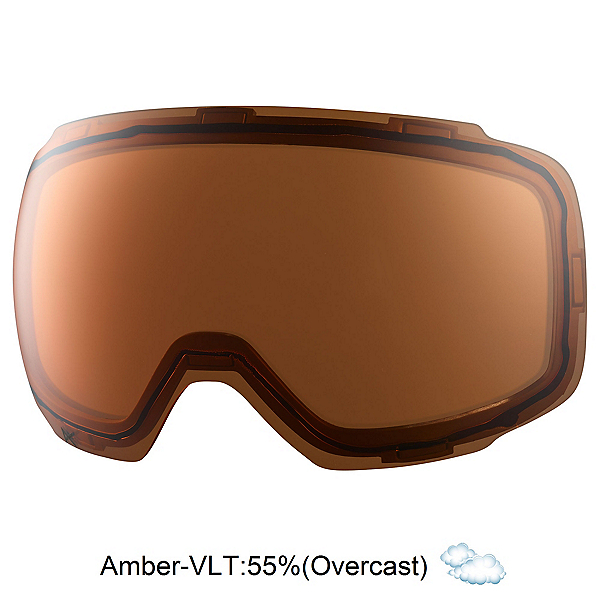 Anon M2 Goggle Replacement Lens 2020, Amber, 600