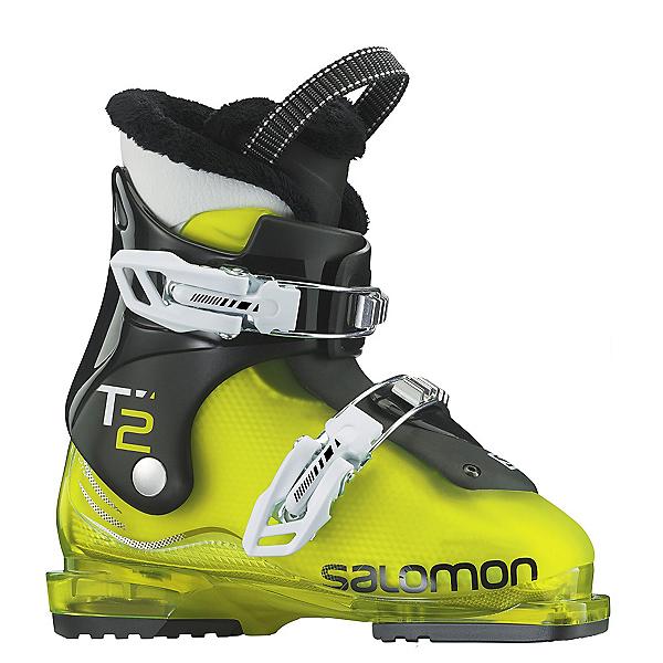 Salomon T2 RT Kids Ski Boots, , 600