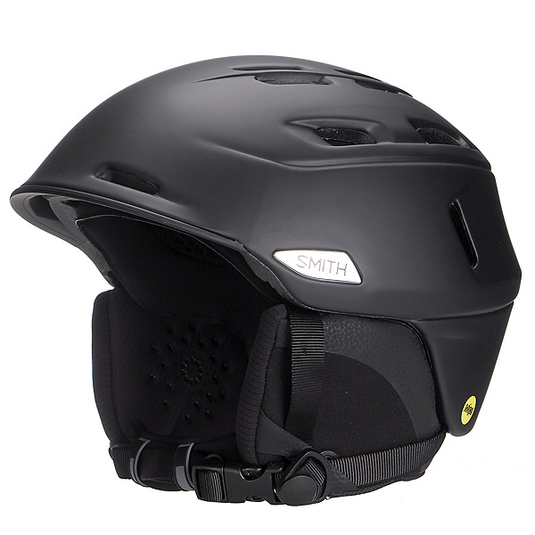Smith Camber MIPS Helmet, Matte Black, 600
