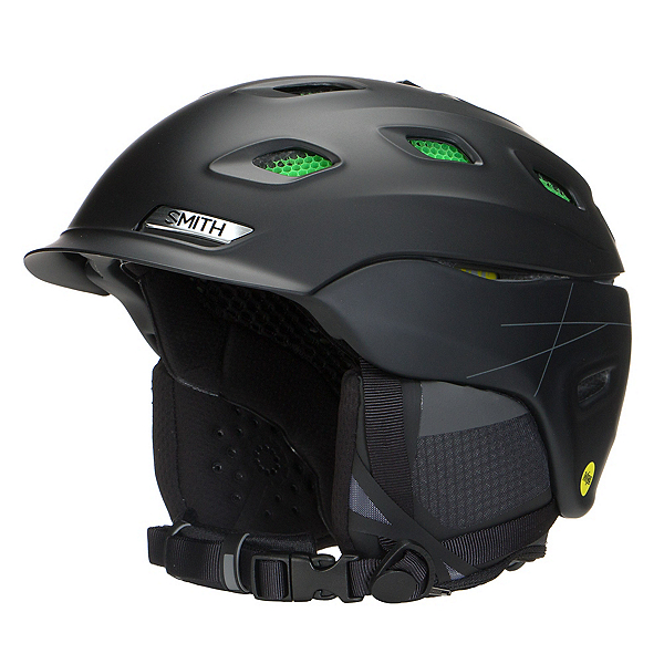 Smith Vantage MIPS Helmet 2020, Matte Black, 600