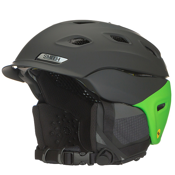 Smith Vantage MIPS Helmet 2018, Matte Black Split, 600