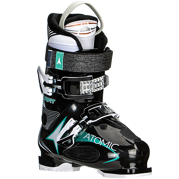 Atomic Live Fit 70 W Womens Ski Boots, Black, 600