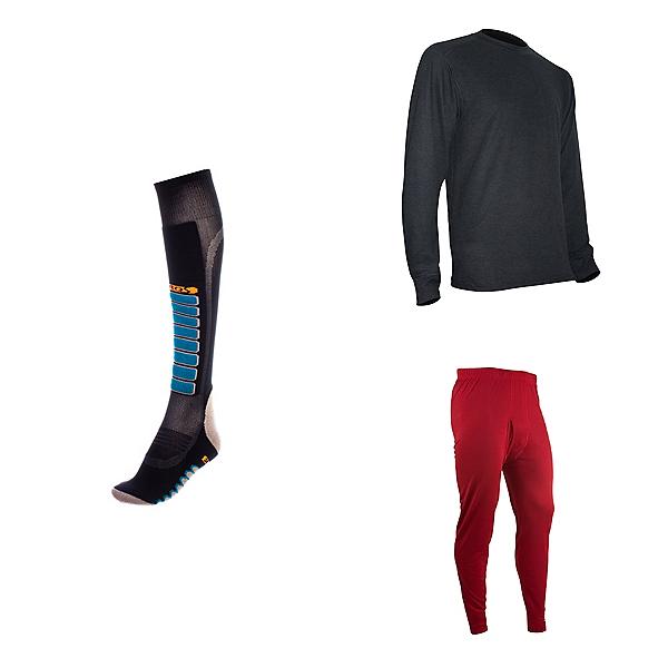 PolarMax and Euro Sock Long Underwear and Sock Bundle, , 600