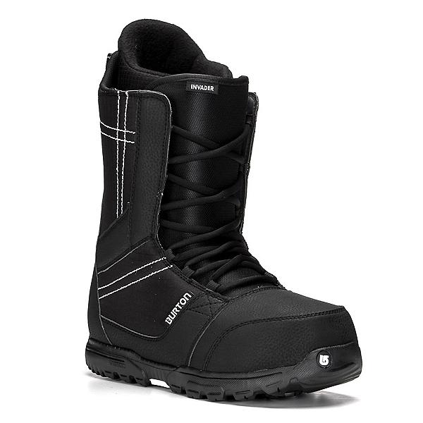 Burton Invader Snowboard Boots, Black, 600