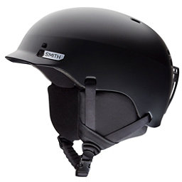 Smith Gage Jr. Kids Helmet 2018, Matte Black, 256