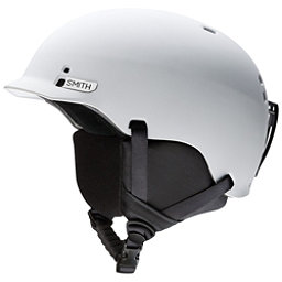 Smith Gage Jr. Kids Helmet 2018, Matte White, 256