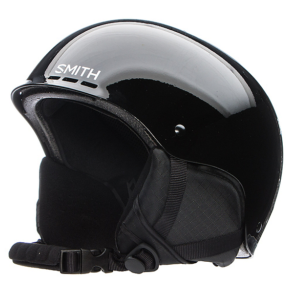 Smith Holt Jr. Kids Helmet, Black, 600