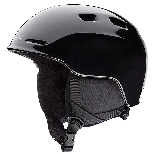 Smith Zoom Kids Helmet 2021, Black, 600