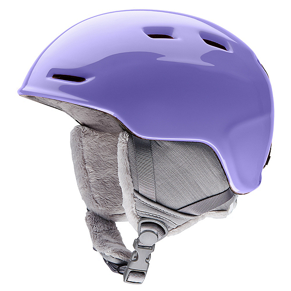 Smith Zoom Kids Helmet, Thistle, 600