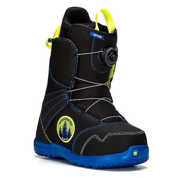 Burton Zipline Boa Kids Snowboard Boots, , 600