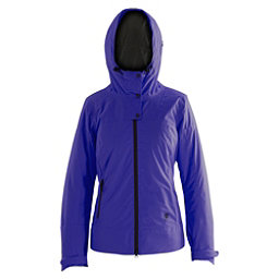 Orage Kelis Womens Insulated Ski Jacket, Blue Crush, 256