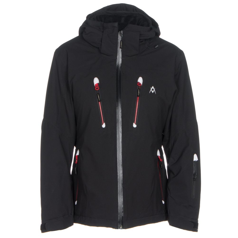 Volkl Perfect Fitting Petite Womens Insulated Ski Jacket