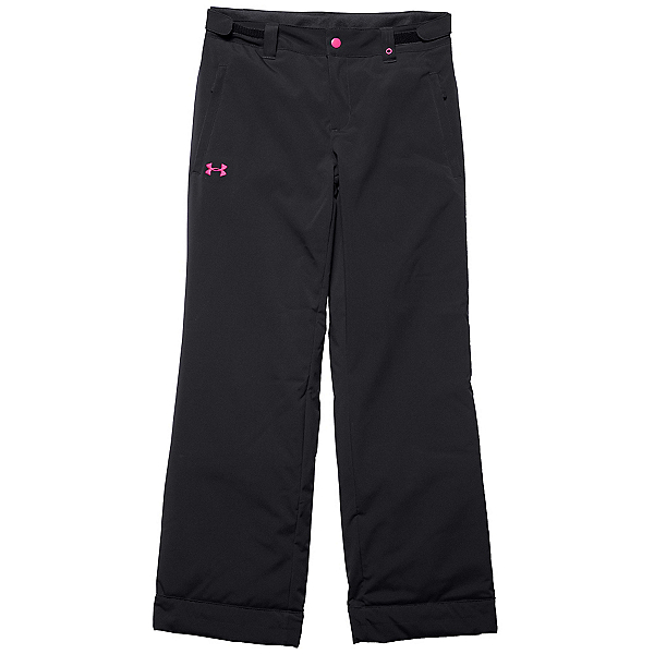 Under Armour CGI Fader Girls Ski Pants, , 600
