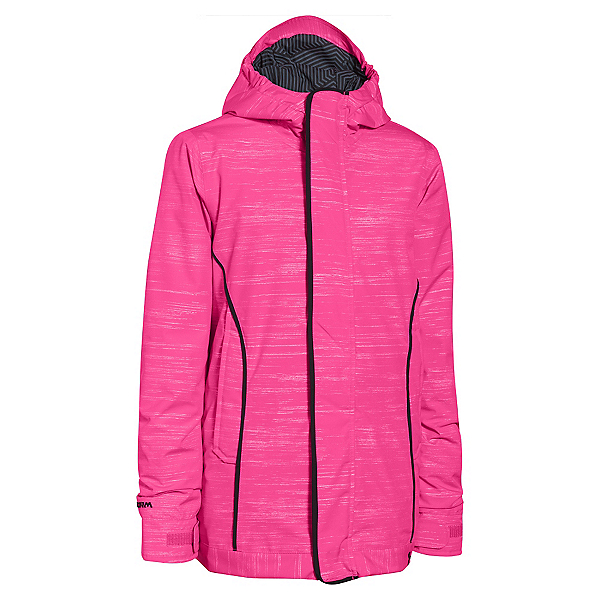 Under Armour CGI Britton Girls Ski Jacket, , 600