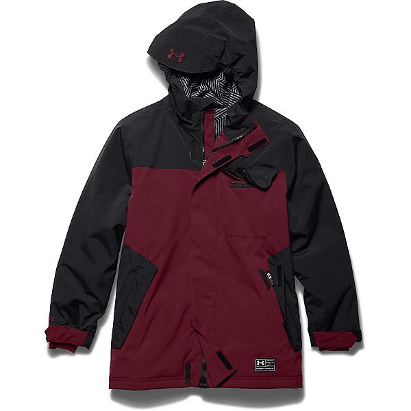 Under Armour ColdGear Infrared Hacker Boys Ski Jacket, , 600