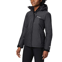 Columbia Alpine Action Plus Womens Insulated Ski Jacket, Black, 256