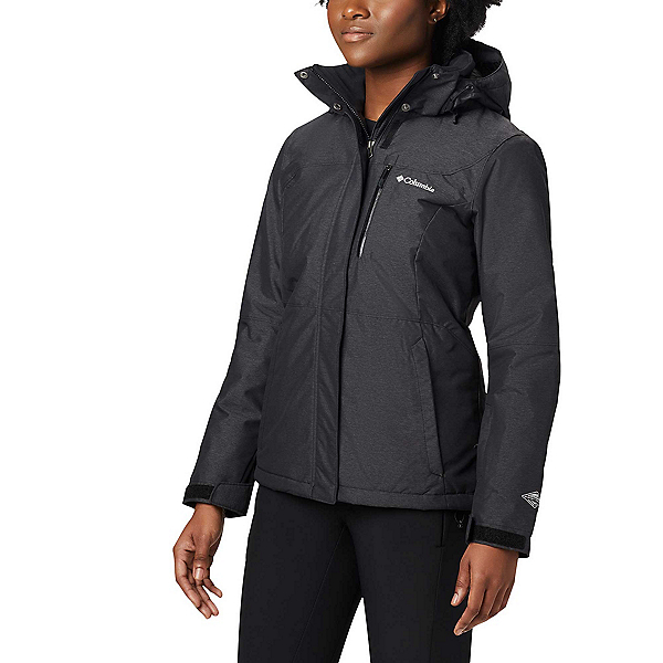 Columbia Alpine Action Plus Womens Insulated Ski Jacket, , 600