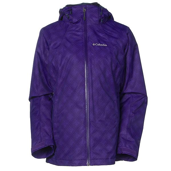 Columbia Whirlibird Interchange Womens Insulated Ski Jacket, , 600