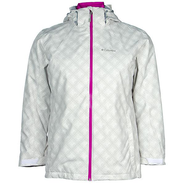 Columbia Whirlibird Interchange Plus Womens Insulated Ski Jacket, , 600