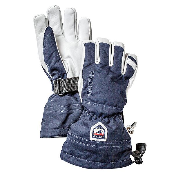 Hestra Heli Ski Jr Kids Gloves 2022, , 600