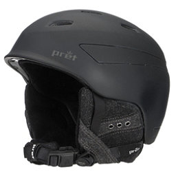 Pret Facet Womens Helmet, Rubber Pearl Black, 256