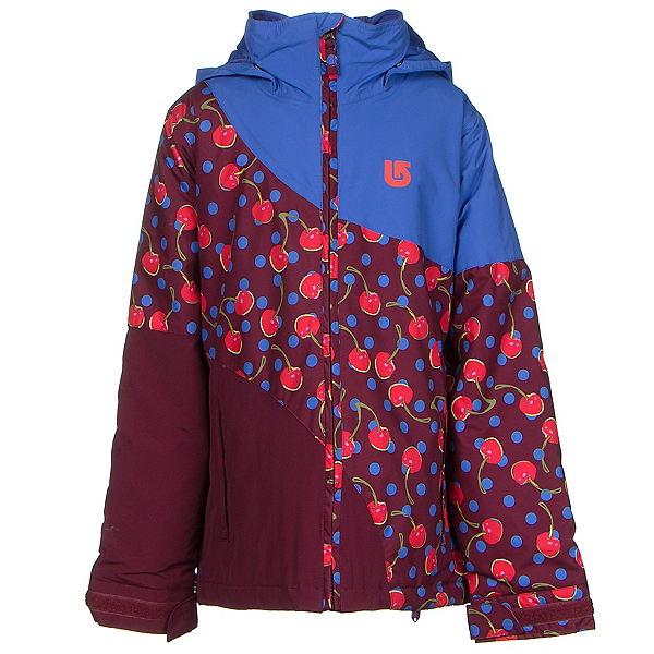 Burton Hart Girls Snowboard Jacket, , 600