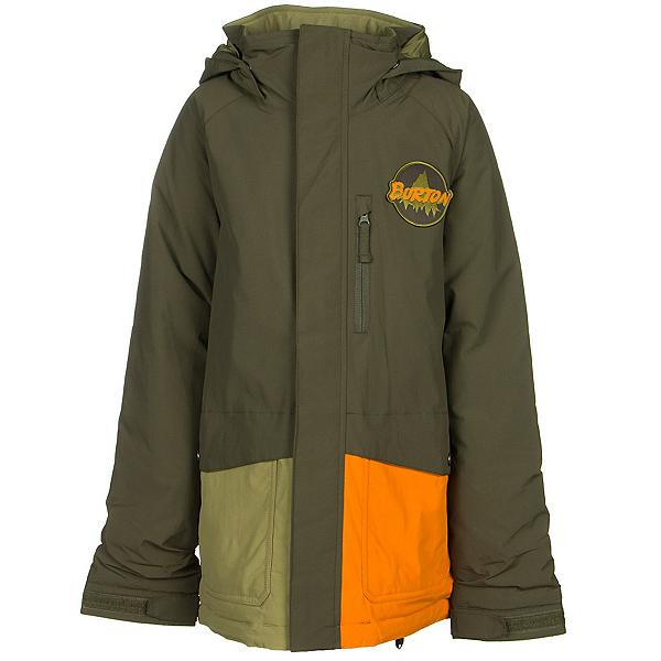 Burton Phase Boys Snowboard Jacket, , 600
