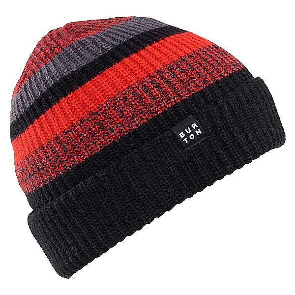 Burton Chute Kids Hat, True Black, 600