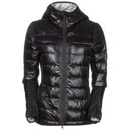 Canada Goose Hybridge Lite Hoody Womens Jacket, Black, 256