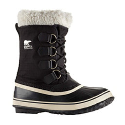 Sorel Winter Carnival Womens Boots, Black-Stone, 256