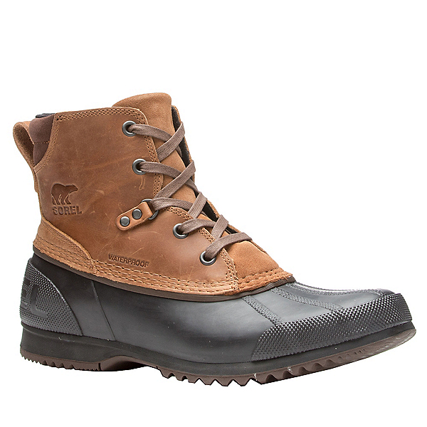 Sorel Ankeny Mens Boots, Elk-Stout, 600