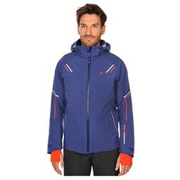 Volkl Black Jack Mens Insulated Ski Jacket, Twilight, 256