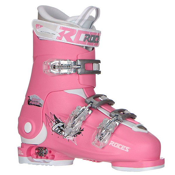 Roces Idea Free G Girls Ski Boots, , 600
