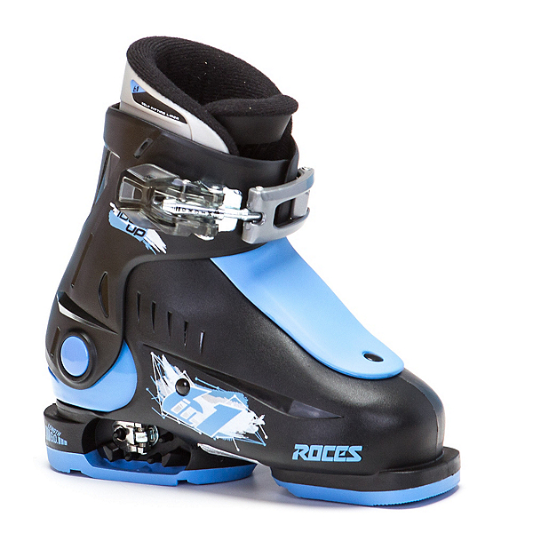 Roces Idea Up Adjustable Kids Ski Boots, , 600
