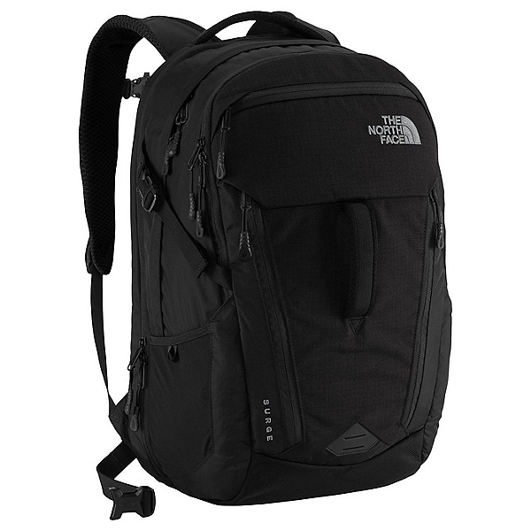 The North Face Surge Backpack, TNF Black, 600