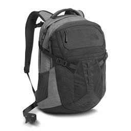 The North Face Recon Backpack, TNF Dark Grey Heather-TNF Medi, 256