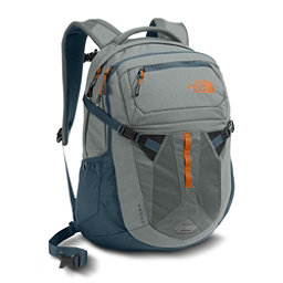 The North Face Recon Backpack, Sedona Sage Grey-Conquer Blue, 256
