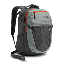 The North Face Recon Backpack, Sedona Sage Grey-Asphalt Grey, 256