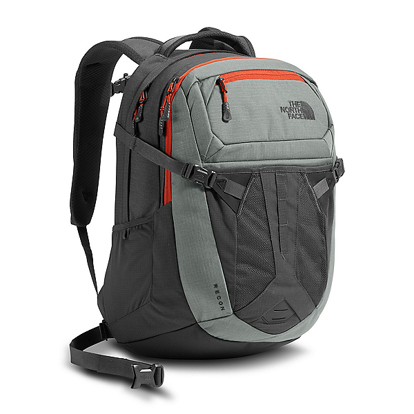 The North Face Recon Backpack, Sedona Sage Grey-Asphalt Grey, 600