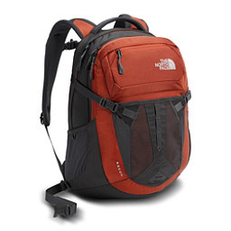 The North Face Recon Backpack, Ketchup Red-Asphalt Grey, 256