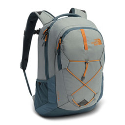 The North Face Jester Backpack, Sedona Sage Grey-Conquer Blue, 256