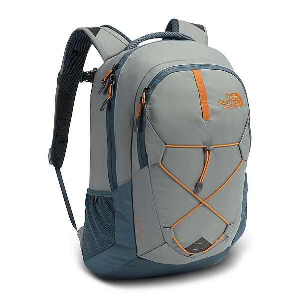 The North Face Jester Backpack, Sedona Sage Grey-Conquer Blue, 600