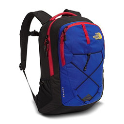 The North Face Jester Backpack, Bright Cobalt Blue-TNF Black, 256