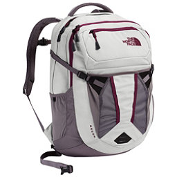 The North Face Recon Womens Backpack, Vaporous Grey Light Heather-Ra, 256